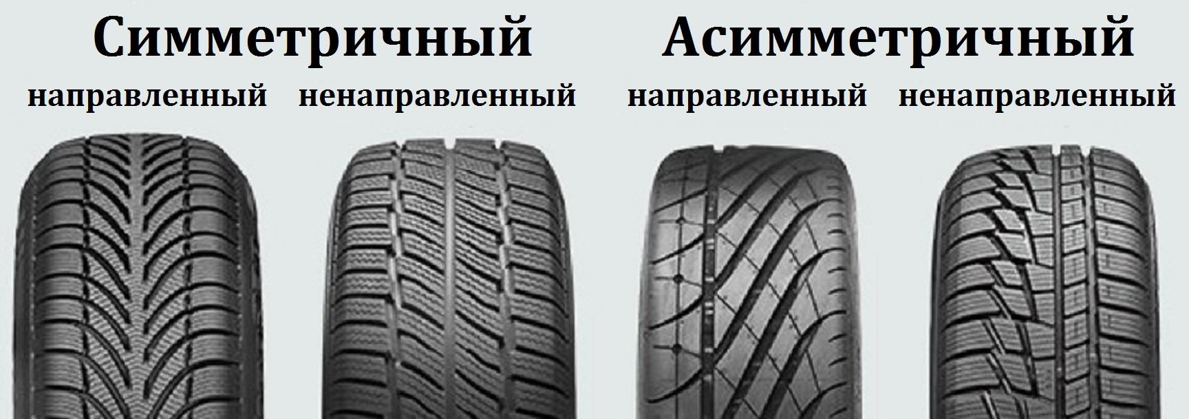подобрать шины